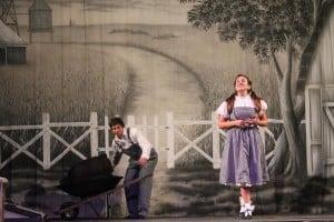 Dorothy in Kansas